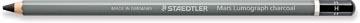 Staedtler houtskool potlood Mars Lumograph, hard