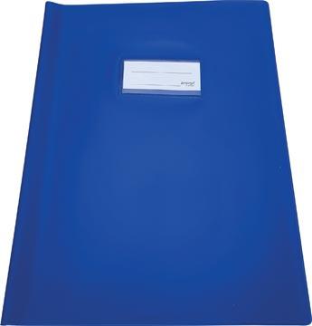 Bronyl schriftomslag ft 21 x 29,7 cm (A4),donkerblauw
