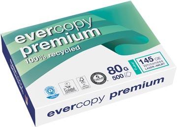 Clairefontaine Evercopy kopieerpapier Premium ft A4, 80 g, pak van 500 vel