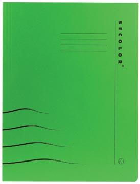 Jalema Secolor Clipmap voor ft A4 (31 x 25/23 cm), groen