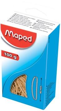 Maped elastieken 80 mm