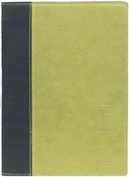 Securit Trendy menukaarthouder ft A5, groen