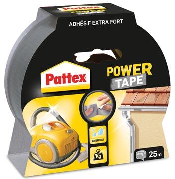 Pattex plakband Power Tape lengte: 25 m, grijs