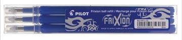 Pilot Vullingen voor Frixion Ball en Frixion Click blauw