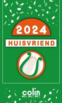 Dagblokkalender Huisvriend 2022