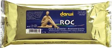 Darwi boetseerpasta Roc, pak van 1 kg (hoge kwaliteit)