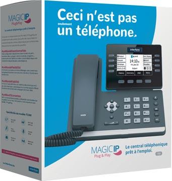 Magic IP Plug & Play by Interfone T53, gebruiksklare telefooncentrale