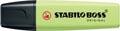 STABILO BOSS ORIGINAL Pastel markeerstift, dash of lime (limoen)